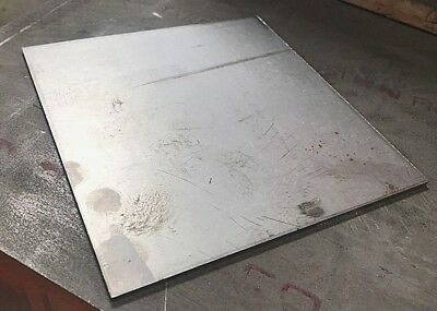 Titanium Plate 6al4v 6 X 6 X .118