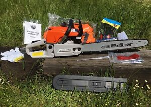 Awesome 58cc Chainsaw with Oregon Bar & Chain South Yunderup Mandurah Area Preview