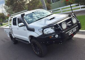 Toyota hilux 4x4 turbo diesel rwc Thornbury Darebin Area Preview