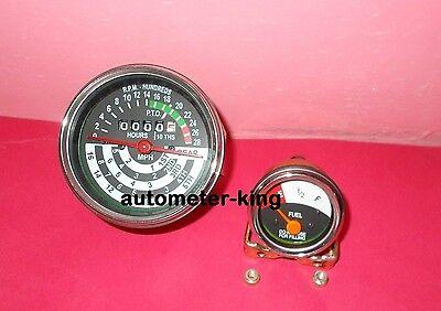 John Deere Tractor Tachometer Fuel Gauge Set 1010 2010