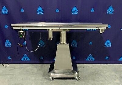 Shorline Heated Hydraulic Veterinary Operating Table