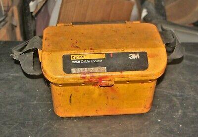 3m Dynatel Pipe Cable Locator Receiver 2250