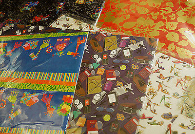 Wholesale Joblot 450 Quality Wrapping Paper & 200 Tags