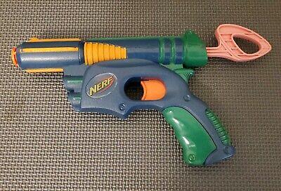 Nerf Tech Target Eliminator Single Shot Used Free Shipping (Nerf Tech Target)