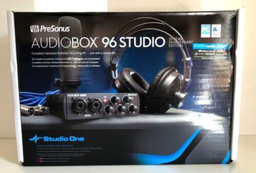 PreSonus AUDIOBOX 96 STUDIO. NEW