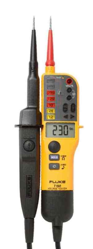 Fluke T150 - Two-pole Voltage and Continuity Electrical Tester