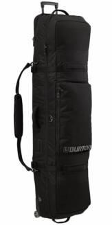 BURTON WHEELIE LOCKER SNOWBOARD BAG - TRUE BLACK
