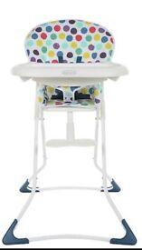 Graco unisex brand new highchair