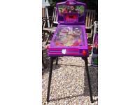 Kids pinball machine