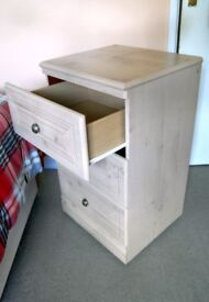 Oyster Bay 3 Drawer Cabinet by Alston's Furniture UK
