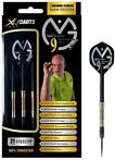 XQ Max Darts MvG Career Slam 90% steeltips (Gratis
