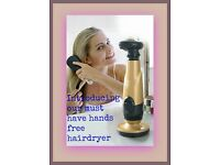 Must Have hands free hairdryer, hair and beauty essentials