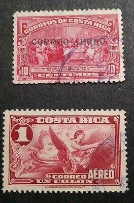 Costa Rica SC C2 &C24 Used