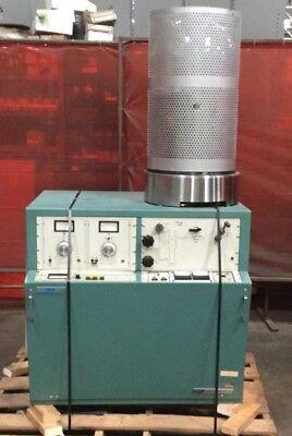 Norton Vacuum Equipment Division Thermal Evaporator Varian Nrc Model 3117