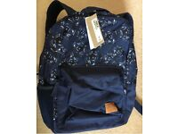 Child's M & S rucksack brand new with labels