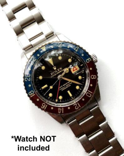 Rolex 6542 Bakelite Bezel Insert