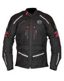 Buffalo Horizon Textile Jacket - Black