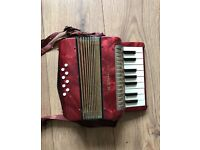 Hohner antique children's Accordion