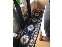 Antique Runner / Carpet (blue)