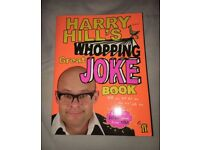 Harry Hills joke book
