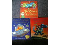 Childrens books-Aliens love underpants (plus 2 other stories)