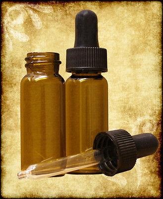 10ml Amber Glass Pipette Dropper Bottles Aromatherapy/Eye Drops 416,208,50,10,1