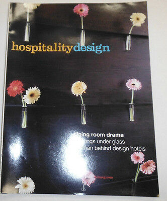 Hospitality Design Magazine Dining Room Drama March 2003 101714R