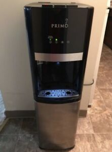 Primo Ozone Self Sanitizing Hot & Cold Water  Cooler.