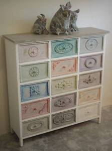 French Provincial Rustic Sideboard Drawers Waratah Newcastle Area Preview