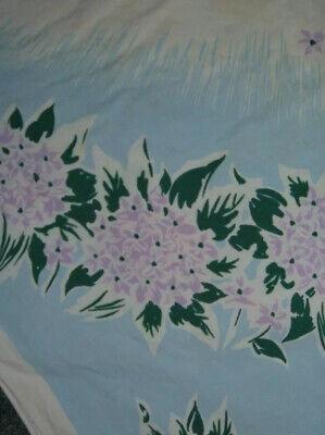Tablecloths Blue Floral