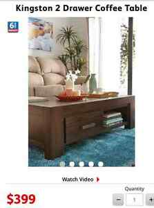 BRAND NEW KINGSTON COFFEE TABLE Liverpool Liverpool Area Preview