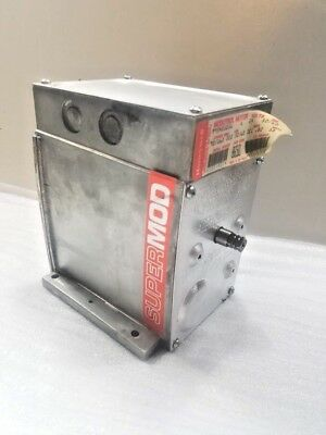 National Electronics Magnetron Water-cooled Heat Exchanger 10250-17
