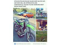 2 bikes stolen from crook