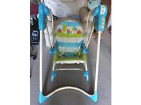 3 in 1 baby swing Fisher price