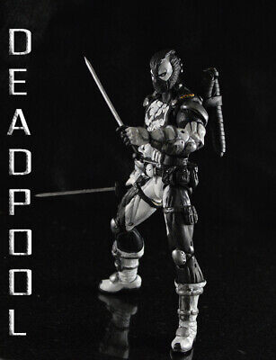 Marvel Legends-Dc - Deadpool Custom
