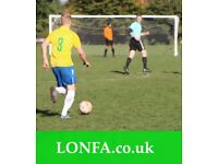 Find a football team, 5 aside football near me, join football team in Norwich 5LW