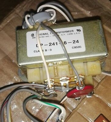Dp2416-24 Power Transformer For Tektronix Tdr 1502b Tdr-1502c And 1503c