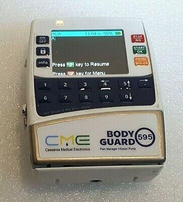 Cme Bodyguard 595 Infusion Pump Charger