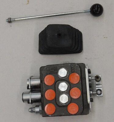 185501 Cross Hydraulic Valve Joystick
