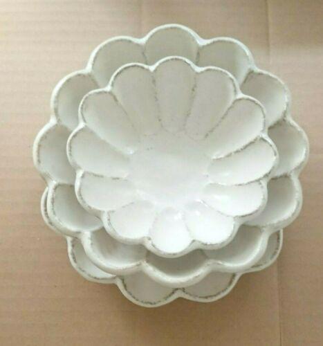 Mino Yaki Kaneko Kohyo Rinka Bowl 12, 16cm, Plate 17cm Set