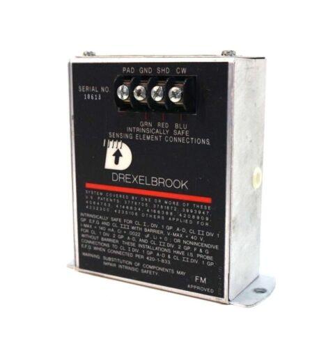 USED AMETEK  DREXELBROOK 408-8232-001 TWO WIRE TRANSMITTER 4088232001
