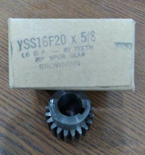 """Browning YSS16F20X 5/8"""" Gear"""