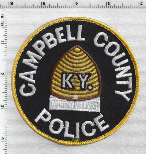 Campbell County Police (Kentucky) 1st Issue Shoulder Patch