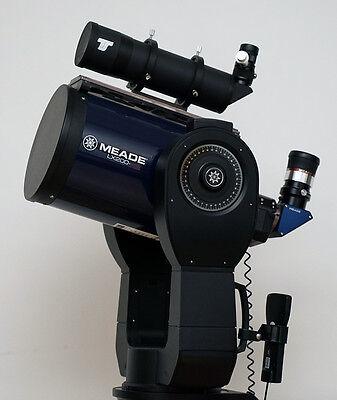 Meade Spiegelteleskop ACF Meade LX200 mit viel Zubehör