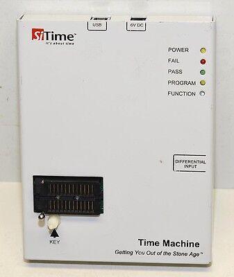 Sitime Time Machine Mems Oscillator Programmer