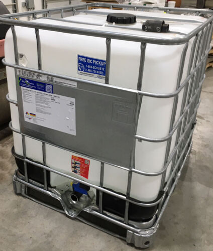 275 Gallon IBC/Totes, Food Grade, w/valve