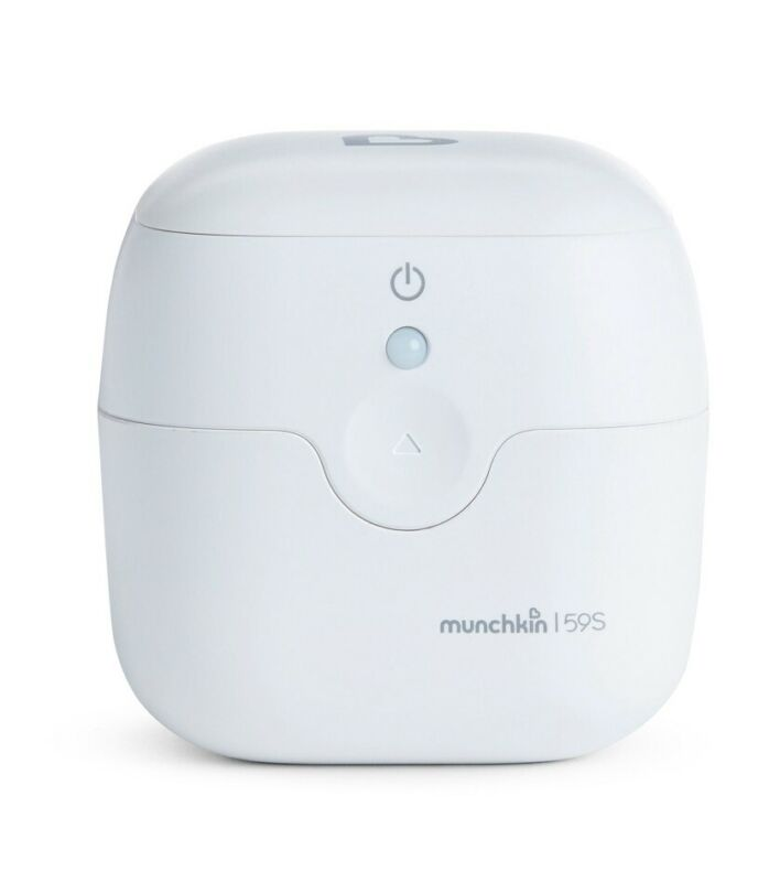 Munchkin 59S Mini Sterilizer Portable UV Sanitizer
