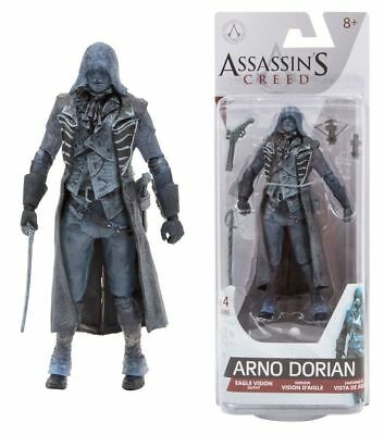 ARNO DORIAN eagle vision outfit ACTION FIGURE assassins creed MCFARLANE series 4