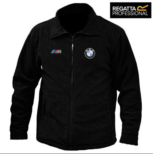 BMW M-POWER FULL ZIP FLEECE JACKET REGATTA / RTX Pro QUALITY
