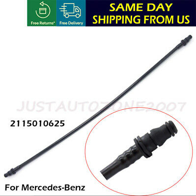Fits Mercedes Radiator Expansion Tank Hose Coolant Recovery Line 211 501 06 25